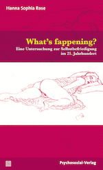 "Cover von ""What's fappening?"""
